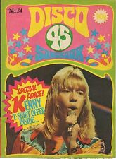Brian Connolly of The Sweet on Magazine Cover 1975     The Moments    Elton John