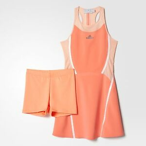Adidas by Stella McCartney Australia Tennis Dress AI0703 RARE Limited Edition