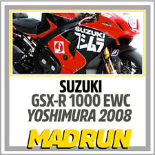 Kit Adesivi Suzuki GSX-R 1000 EWC Team Yoshimura 2008 -  Light Version