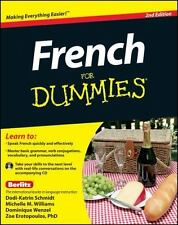 French For Dummies, with CD, Wenzel, Dominique,Williams, Michelle M.,Schmidt, Do