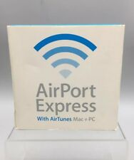 Apple Airport Express A1084 M940LL/A Base Station Wireless G Router - B30