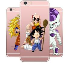 Dragon Ball Goku Silicone Case Apple iPhone X XR XS Max 8 7 6 Plus 5 Samsung