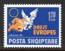 Albania Scott #2416 Vf Mnh 1992 United Europe