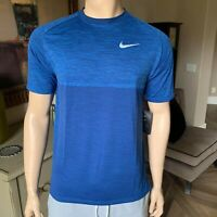 16e52fde $90 Nike Mens XXL Dri-Fit Knit L/S Training Running Reflective Shirt ...