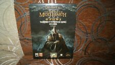 Battle for Middle-Earth: The Rise of The Witch-King - Big Box Edition PC SEALED