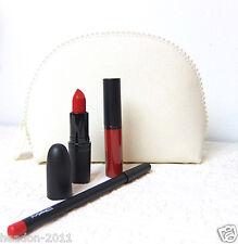New M·A.C KEEPSAKE RED LIP BAG