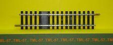 Voie JOUEF HO - Rail Droit 1/2 - Ref 4751 - Rail d'Alimentation - 123.5 mm - TBE