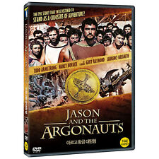 Jason And The Argonauts,1963 (DVD,All,New) Todd Armstrong, Nancy Kovack