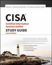 CISA Certified Information Systems Auditor Study Guide, 4th Edition by Cannon,