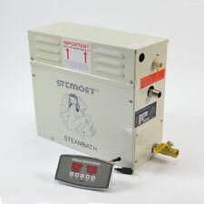 Dampfgenerator Dampferzeuger Dampfdusche Dampfgerät 9KW  shower sauna bath home