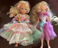 Vintage Lady Lovely Locks Doll And Ballerina Lady Lovely Locks Doll 1987
