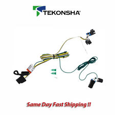Tekonsha 118392 T-One Trailer Hitch Wiring Connector for 03-18 Express, Savanna