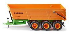 1:32 Joskin 3-Axled Tipping Trailer - Die-Cast Vehicle - Siku 2892