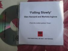 Glen Hansard And Marketa Irglova Falling Slowly Columbia Records Promo CD Single