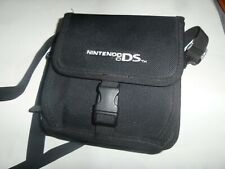 Official Nintendo DS 3DS bag, carry case - black