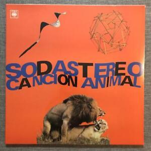 Soda Stereo - Cancion Animal (New LP Sealed Vinyl)
