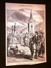 La Leggenda di Guglielmo Tell L'Eroe sulla piazza d'Altorf