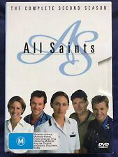 ALL SAINTS Complete Series Season 2 (All Region) Australian TV Drama (UK Seller)