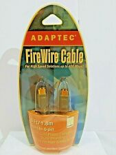ADAPTEC 6FT FireWire Cable
