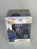 Funko Pop! Games #423 Overwatch Zenyatta Cultist Blizzard Exclusive