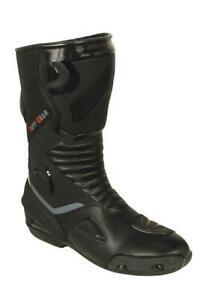 Tuff Gear Motorcycle Waterproof Sport Touring Racing Boots Nexigen
