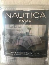 Nautica Home 7 Piece Queen Comforter Set