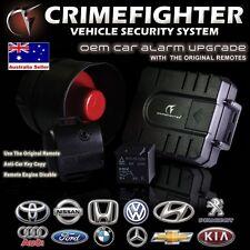 CRIMEFIGHTER Vehicle Security OEM Upgrade Car Alarm System
