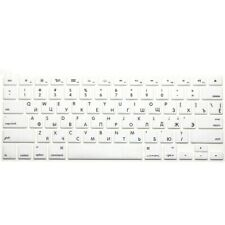 Silicone Russian Keyboard Cover Protective Film for macbook Pro Air11/12 inch