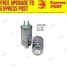 Wesfil Fuel Filter WCF228 fits Fiat Punto 1.3 D Multijet,1.9 D Multijet