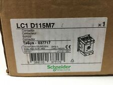 New! Schneider Electric LC1D115M7 Contactor (#6235)