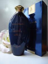 Guerlain SHALIMAR Discontinued Perfumed Satin Shower Gel 200ml New Near Mint Box