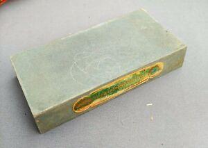 Vintage CARBORUNDUM 118S - Razor Hone - Sharpening Stone