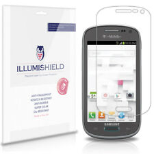 iLLumiShield Clear Screen Protector 3x for Phone Samsung Galaxy Exhibit Ace 2 e