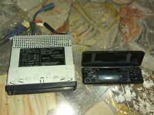 Autoradio Aiwa CT-R615MYX non testata not tested con frontalino e custodia