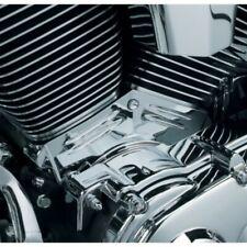Kuryakyn Cylinder Base Side Cover Chrome #8143 Harley Davidson
