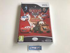 Cars Toon Martin Se La Raconte - Nintendo Wii - PAL FR - Neuf Sous Blister