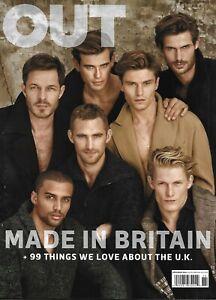 Out Magazine England British Fashion Bottega Veneta Tomas Maier Jodie Harsh 2015