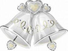 Wedding Bells SuperShape Foil Balloon (26 X 35 inch) - 11051
