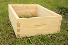IDEAL DEPTH BEE HIVE 8 FRAME BOX DOVETAIL SUPER BEEHIVE PICKUP AVAILABLE