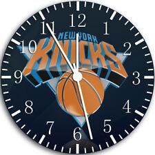 New York Knicks Frameless Borderless Wall Clock Nice For Gifts or Decor W85