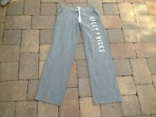 GILLY HICKS Sydney Women's Sweat Pants Jogging Workout Pajama Gray Size XS WOW!!