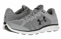 Under Armour Men's Micro G Assert 6 Running Shoe Steel/White/Black 9 Free S/H