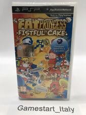 FAT PRINCESS FISTFUL OF CAKE - SONY PSP VIDEOGIOCO NUOVO SIGILLATO PRIMA STAMPA
