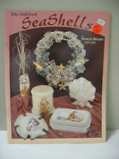 The Sideload Seashells Sharyn Binam Decorative Tole Painting Book Sea Shells