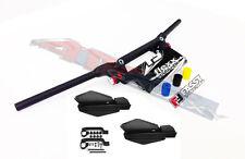 Fasst Flexx Flex 14 Handlebars Black Pad Powermadd Star Series Handguards ATV