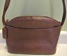 "Vintage Coach Leather Purse handbag Madison Collection ""REGIS"" Brown Italy w/tag"