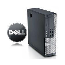 computer fisso dell optiplex 9020 windows 7 i5 dvd-rw (c.1) desktop pc ricondizi