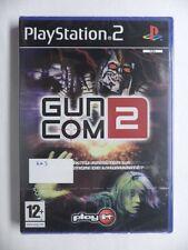 NEUF - jeu GUNCOM 2 sur playstation 2 sony PS2 en francais spiel gioco juego NEW