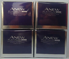 4 x AVON Anew Platinum Define & Contour Night Cream 50ml - 1.7oz SET !