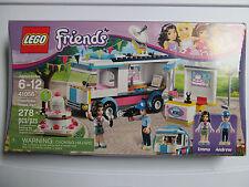 LEGO HEARTLAKE NEWS VAN 41056 Friends Emma Andrew sealed set new